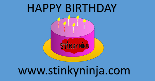 Stinky Birthday