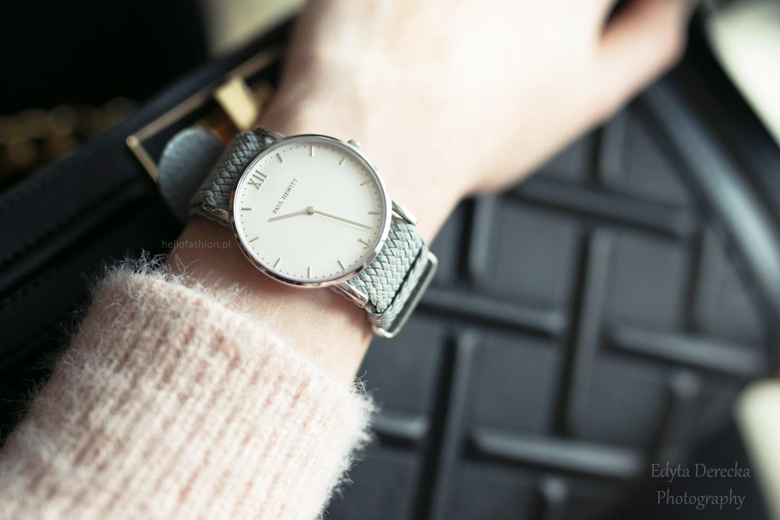 zegarek srebrny tani