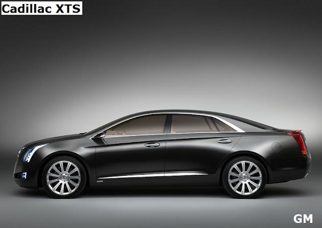Cadillac XTS