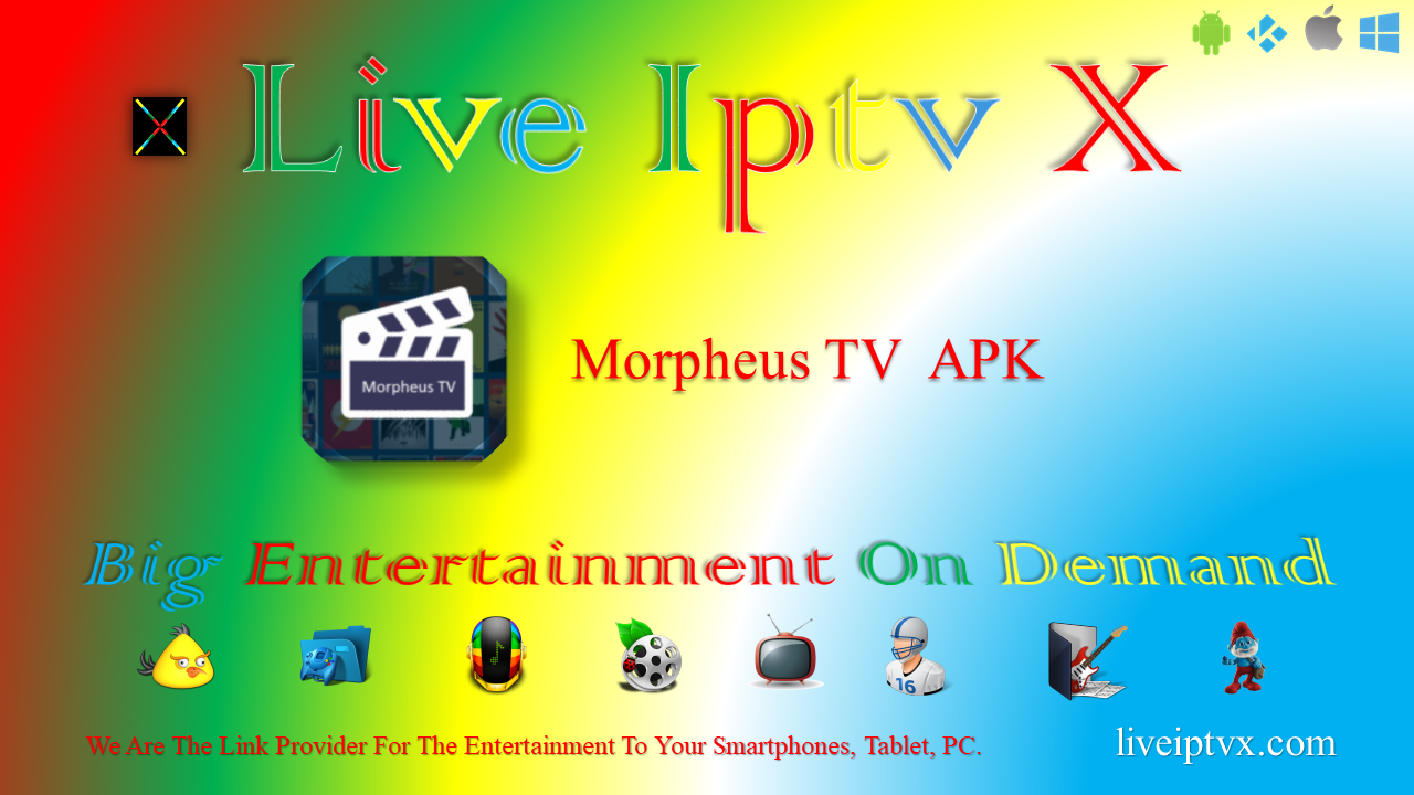 morpheus tv apk download firestick