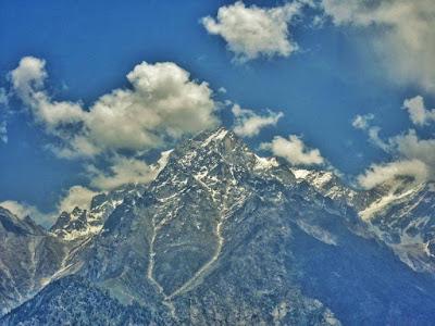 Kinner Kailash, Kinnaur, Himachal Pradesh
