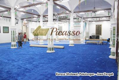 Karpet Sajadah, Karpet Turki Untuk Masjid, Karpet Sajadah Untuk Masjid