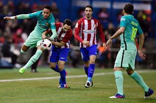 Barcelona y Atlético Madrid en Semifinales Copa del Rey 2017