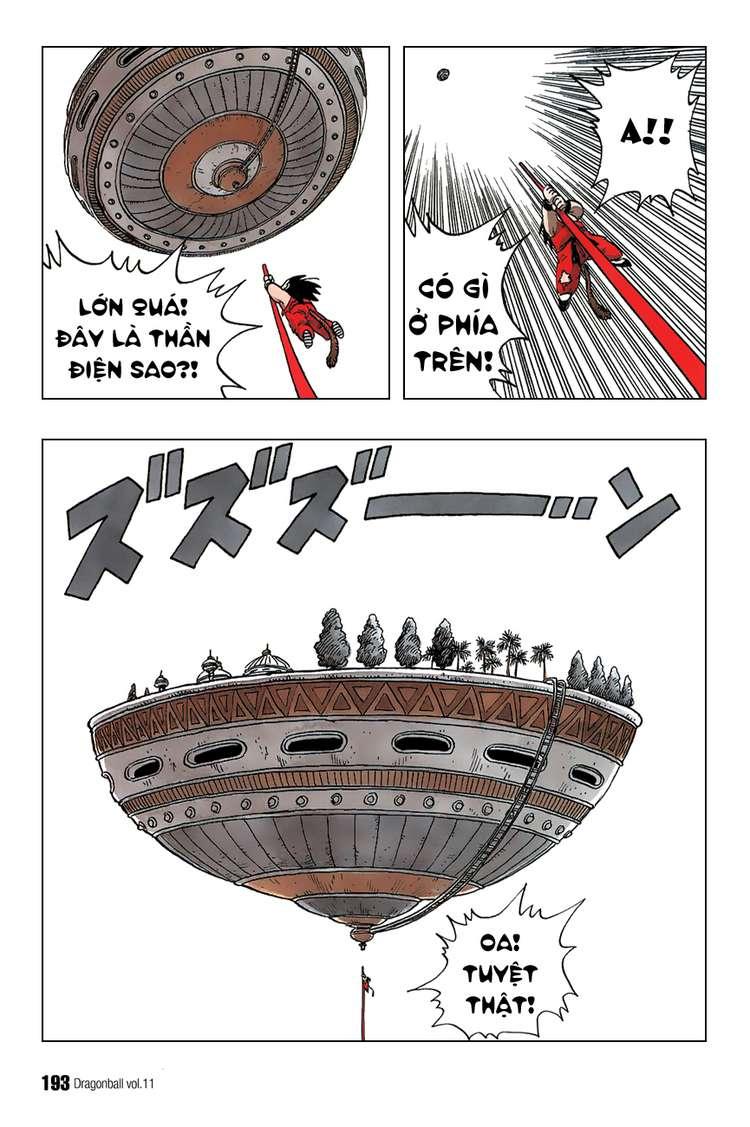 Dragon Ball chap 163 trang 4