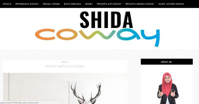 Tempahan full edit blog shida
