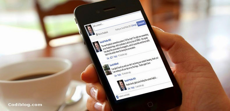 How to Add New Responsive Facebook Comment Box to Blogger