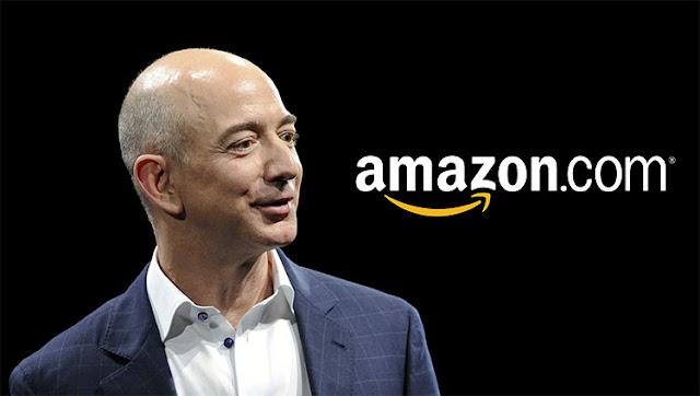 Kisah Sukses Pendiri Amazon - Jeff Bezos