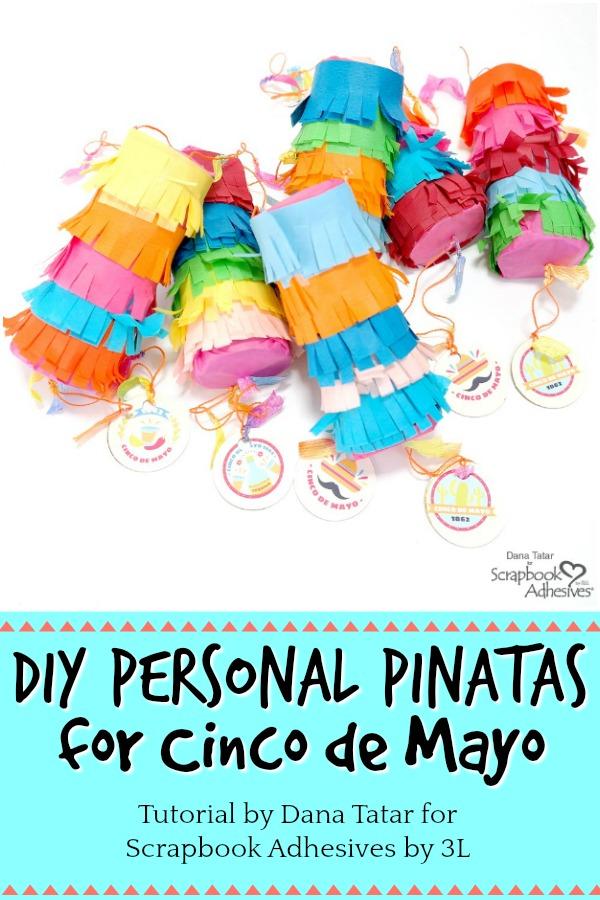 DIY Personal Pinata for Cinco de Mayo Tutorial