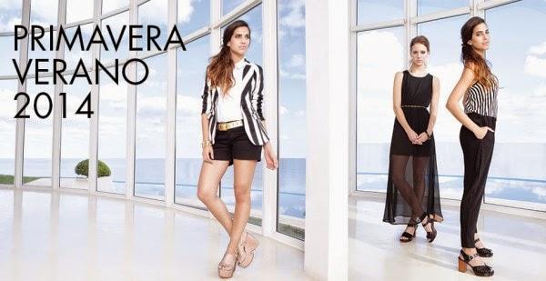 54a7ea6664b9b8 Nucleo Moda Campaña Primavera Verano 2014 Mujer Ropa por Mayor Catalogo Avellaneda  Moda
