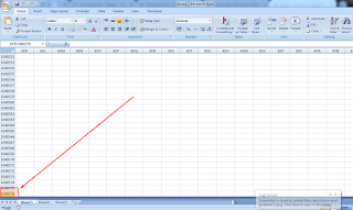 Cara Mengetahui Jumlah Baris Pada Kolom Di Microsoft Excel Dengan Mudah