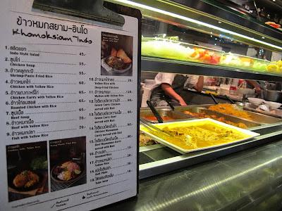 Tempat Kuliner Halal di Bangkok siam