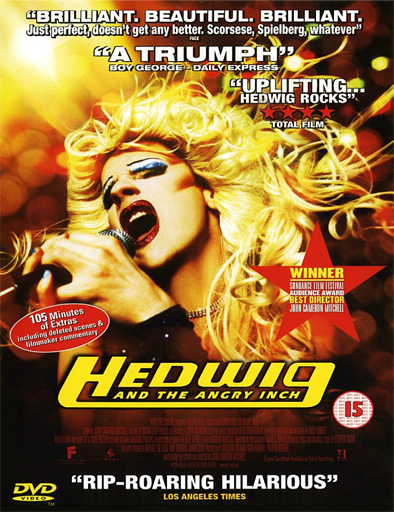 Ver Hedwig and the Angry Inch (2001) Online