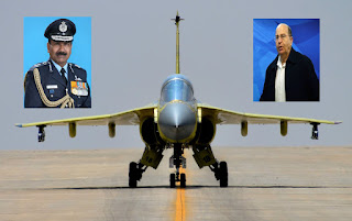 Air Chief Marshal Arup Raha To Meet Israeli Defence Minister  Moshe Ya'alon during his Israel Visit