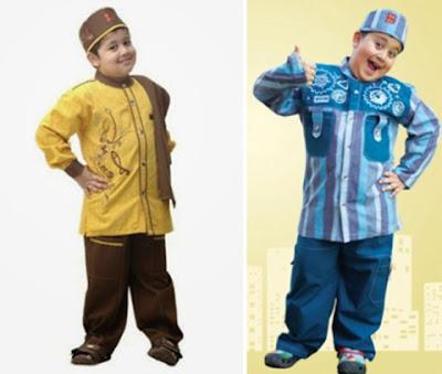 Baju Muslim Anak Laki-laki Merek KeKe