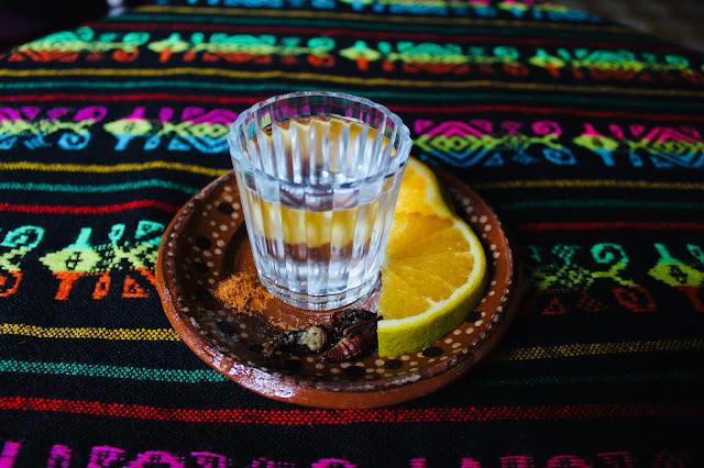 El Mezcal, la bebida perfecta