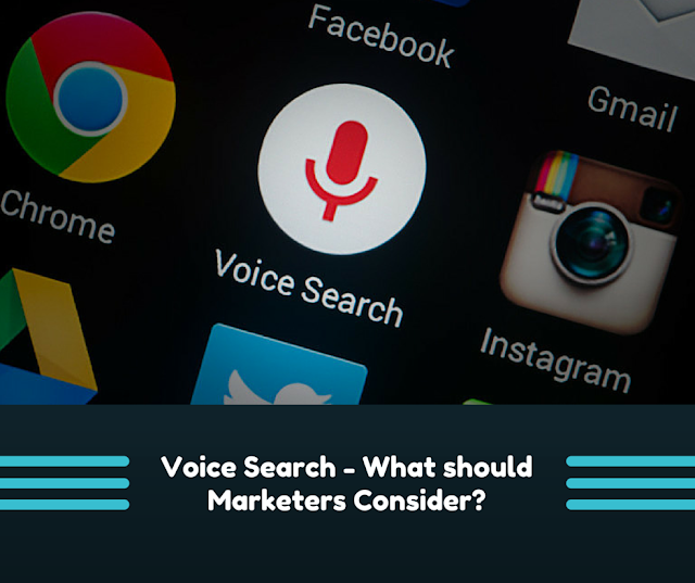Voice Search - What should Marketers Consider? - SEO Information Technology