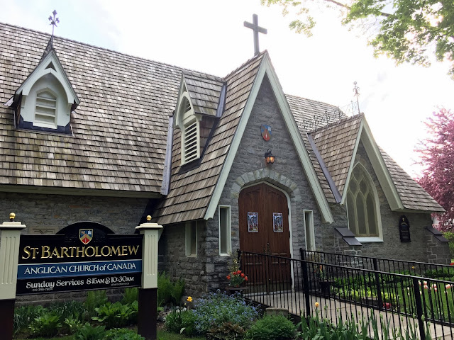 St. Bartholomew church, Ottawa