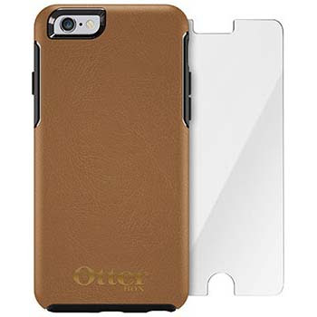 2. OtterBox Symmetry Series Leather Edition (iPhone 6s Plus)