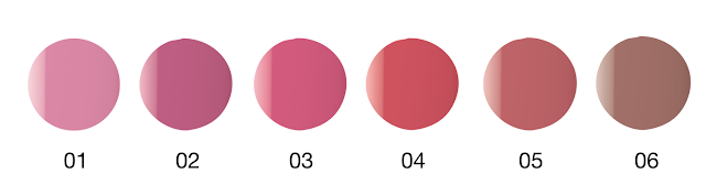Bell nawilzajaca pomadka, hypoallergenic lipstick