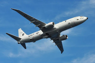 P-8A Poseidon buatan Boeing Defense, Space & Security