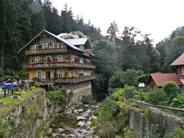 dom wypoczynkowy, Wilczka, rzeka, wypoczynek