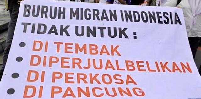 Refleksi Hari Buruh Migran Internasional; Pahlawan Devisa atau Sapi Perah