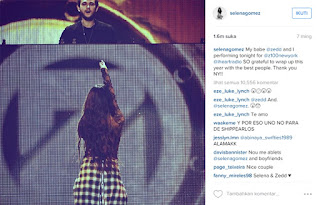 Selena Gomez Memiliki Kekasih Seorang DJ
