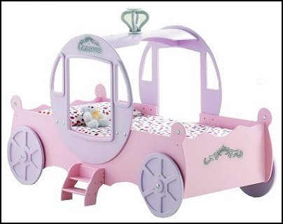Theme Beds   Novelty Furniture   Woodworking Bed Plans   Unique Furniture    Novelty Furniture  . Princess Carriage