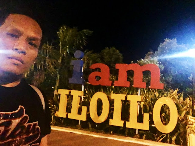 I am Iloilo at Iloilo River Esplanade