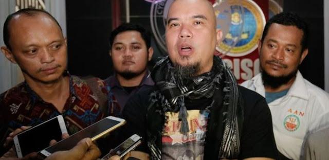 Makin Tersudut Kasus Hukumnya, Ahmad Dhani Ngadu ke DPR Biar Bisa Begini
