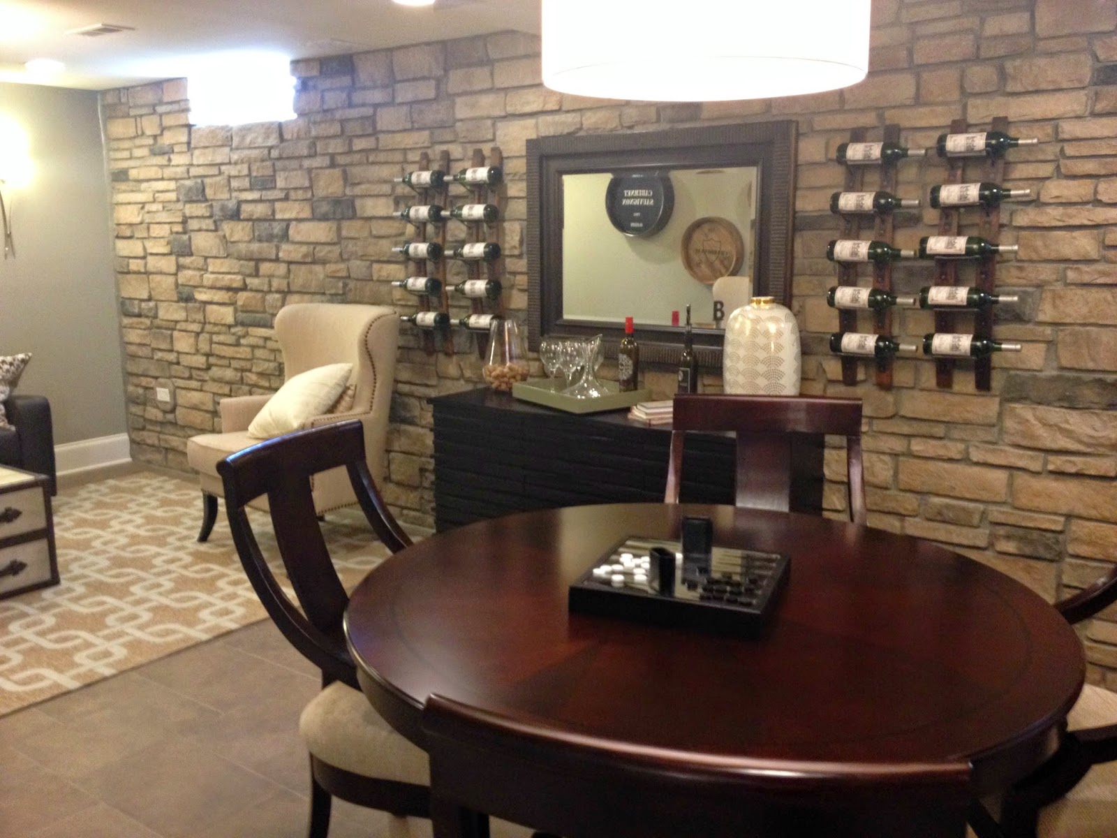 A Model Home Tour   Calypso In The Country