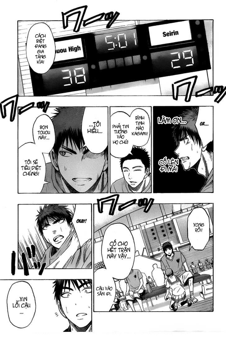 Kuroko No Basket chap 045 trang 16