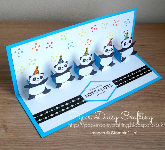 Party Pandas Stampin Up