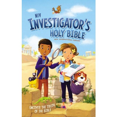 Review of The Investigators Bible from Zondervan