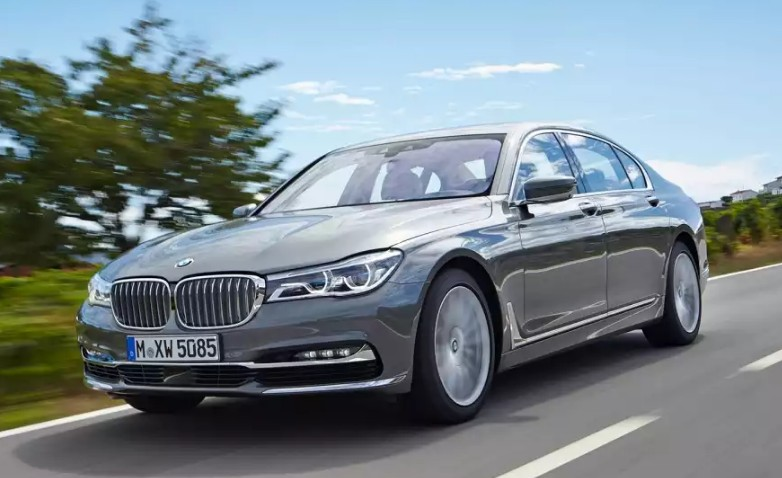 2017 bmw 7 series cars reviews rumors and prices. Black Bedroom Furniture Sets. Home Design Ideas