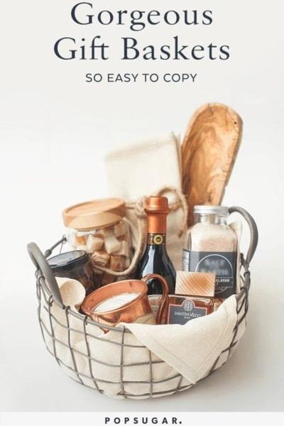Contoh lain dari kado makanan dan perlengkapan masak