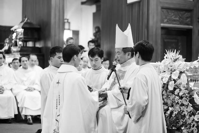 Lễ truyền chức Phó tế và Linh mục tại Giáo phận Lạng Sơn Cao Bằng 27.12.2017 - Ảnh minh hoạ 189