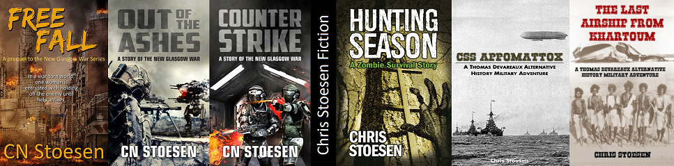 Chris Stoesen Fiction