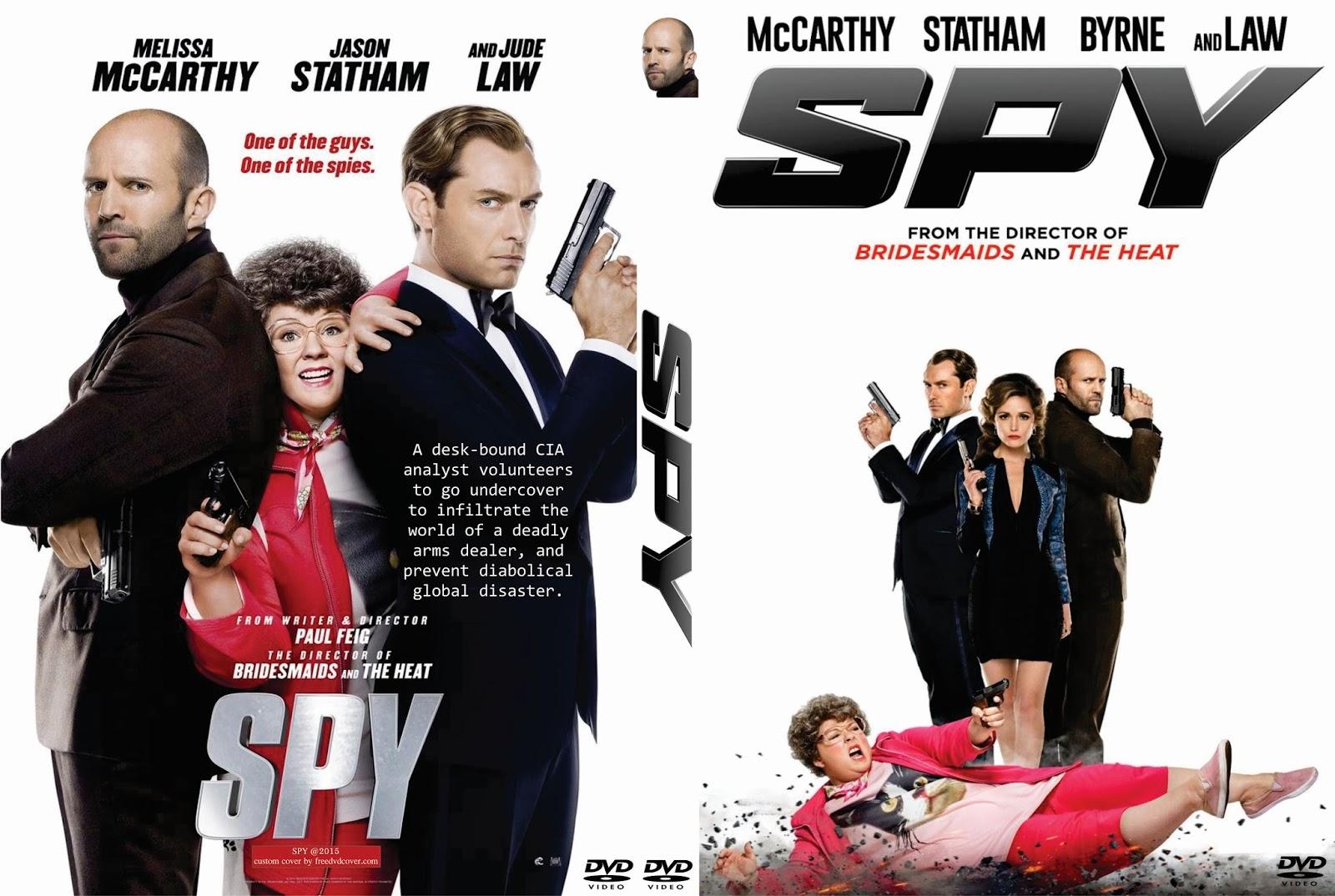 Somewhere I Belong Movie Review Spy 2015