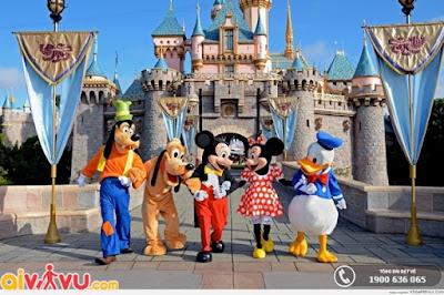 Công viên giải trí Disneyland