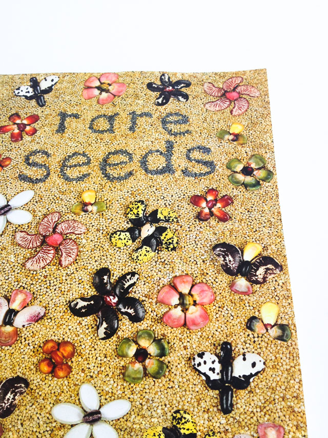 Garden Catalog of Rare Seeds