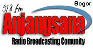 Streaming Radio Anjangsana 91.8 FM Bogor