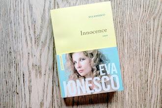 Lundi Librairie : Innocence - Eva Ionesco
