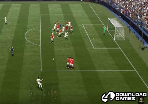 لعبة كرة القدم فيفا 17 FIFA