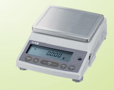 Cân phân tích, Micro-scales-Cas