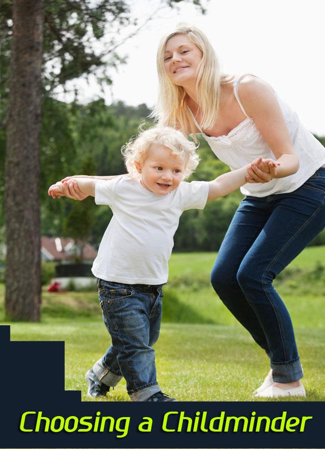 Choosing a Childminder