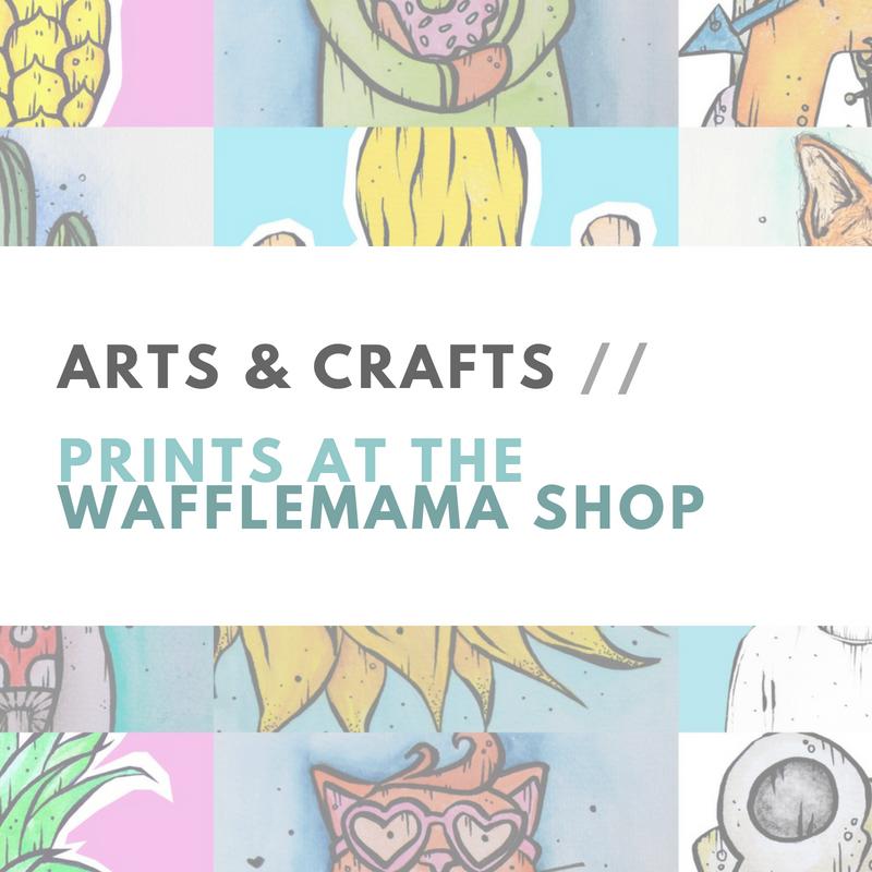 df7264e72d5aa Wafflemama.  Arts   Crafts