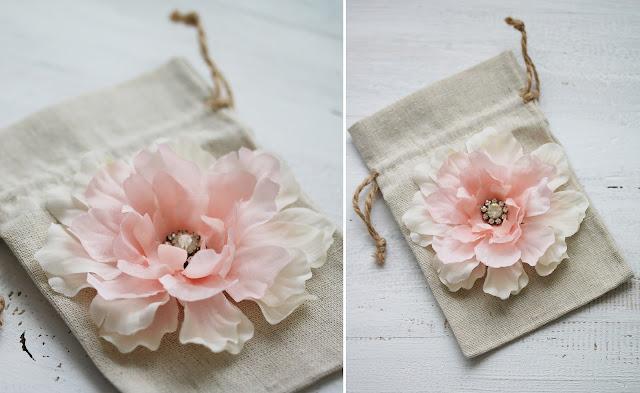 diy favours using fabric bags | Creative Bag