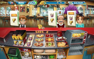 Cooking Fever Mod Apk v2.4.1 Terbaru (Unlimited Gems)