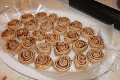 IMG 6562 - Homemade Cinnamon Rolls